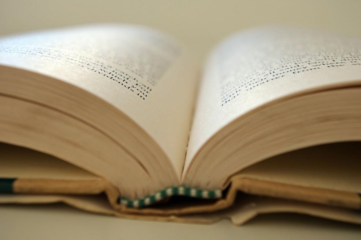 Open Book -- Marina Shemesh