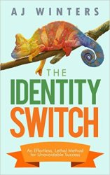 The Identity Switch by AJ Winters